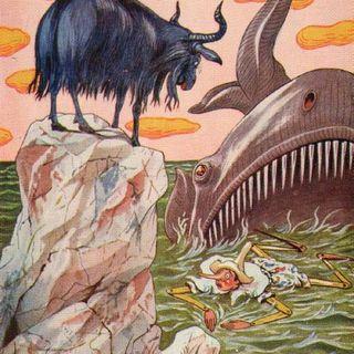 Capitolo 34 - Il Grande Pescecane!