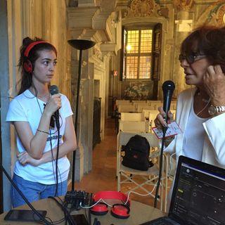 #dialoghiaspoleto Marcelle Padovanì & Suor Gabriella Bottani