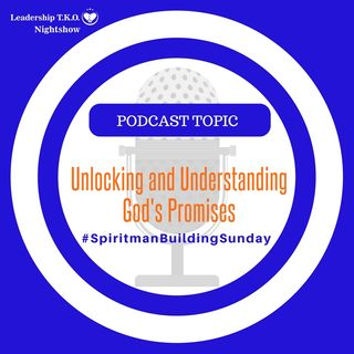 Unlocking and Understanding God's Promises | Lakeisha McKnight