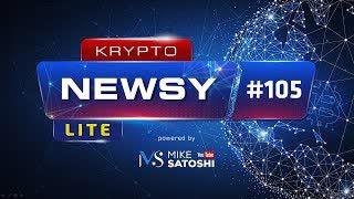 Krypto Newsy Lite #105 | 12.11.2020 | Bitcoin: $16k pękło, czekamy na $17k, Doradca Bidena: ETH i XRP to security!!! Celsius miał awarię!
