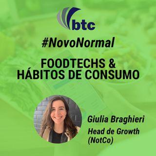 Qual o Futuro das FoodTechs e dos Hábitos de Consumo? | Papo BTC