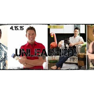 David Bromstad gets UNLEASHED!