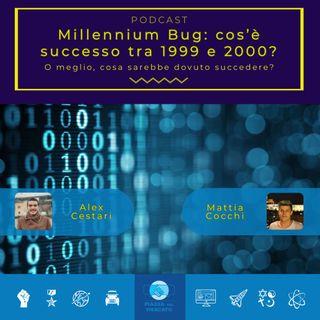 Millenium Bug: cosa è successo tra 1999 e 2000?