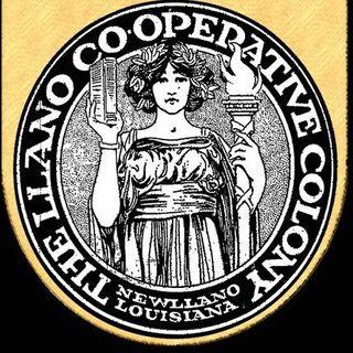 Big Blend Radio: Llano del Rio Co-operative Colony Museum in Vernon Parish, Louisiana