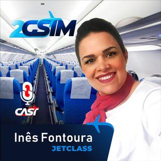 Entrevista com Inês Fontoura da JETCLASS Aviação