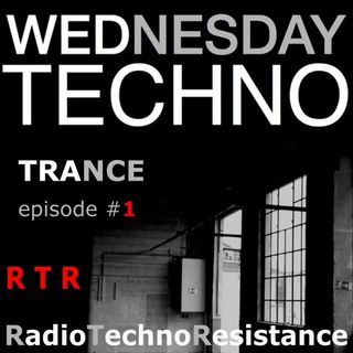WEEDNESDAY TECHNO - Techno Trance Episode #1 - Only Vinyls Selection