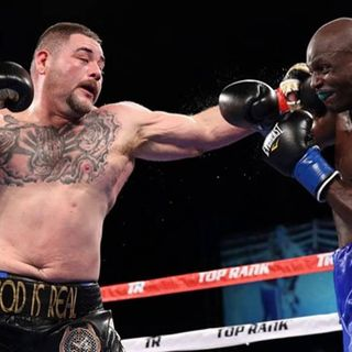 Zutes Boxing Talk:Guest Andy Ruiz Jr. and Edner Cherry Plus Boxing News