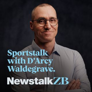 Sportstalk with D'Arcy Waldegrave