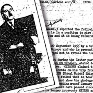 Hitler en Colombia: Entrevista con Abel Basti parte 2