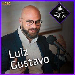 Instrutor de Tiro e Advogado do PTB Nacional- Luiz Gustavo Cunha  - AdHoc Podcast #020
