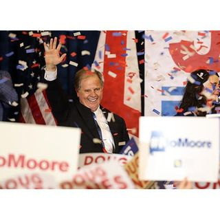 Doug Jones Beats Roy Moore on behalf of the American People