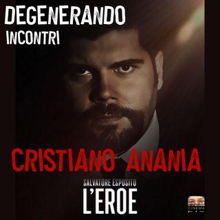 L'eroe: incontro con Cristiano Anania