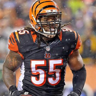 Locked on Bengals - 8/30/17 Burfict's suspension reduced and the Steelers improve