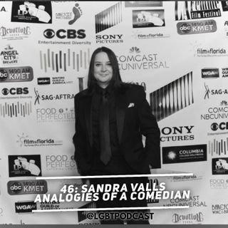 46: Sandra Valls - Analogies of a Comedian