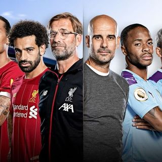 Liverpool-Man City: la sfida infinita
