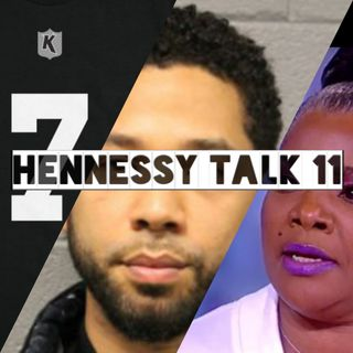Hennessy Talk 11: R. B. W. Kap Jussie Monique