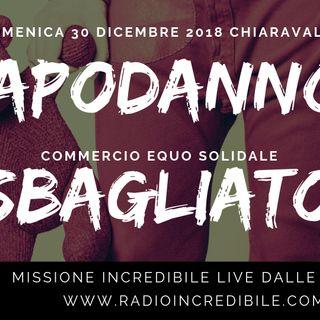 Capodanno Sbagliato in diretta dal Mondo Solidale di Chiaravalle
