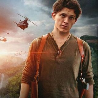 Tom Holland iniciará a gravação do filme Uncharted