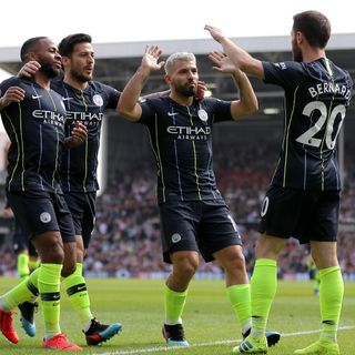 City cruise past Fulham to return to the top