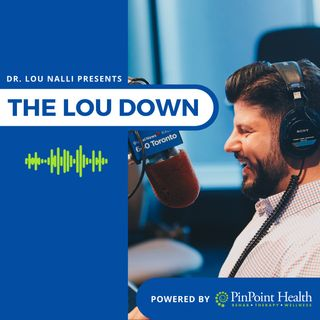 The Lou Down Episode #016 with Jason Scorcia - Special Olympics and Motionball