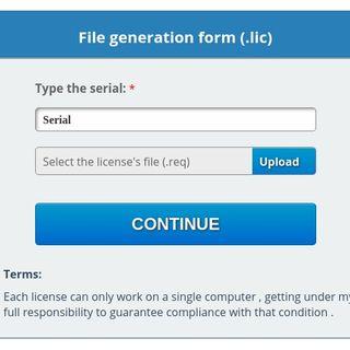 Scriptcase License
