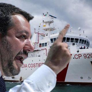 Gregoretti: Salvini in aula e udienza rinviata. Saranno sentiti anche Conte Di Maio