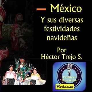 Las diversas celebraciones navideñas en México