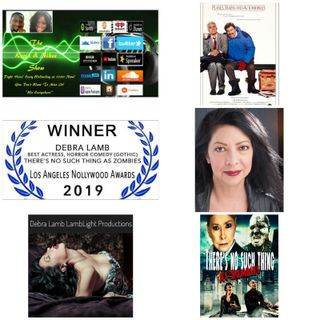The Kevin & Nikee Show - Debra Lamb - Multi Award-Winning, Hollywood Actress, Comedian, Writer and Screenwriter