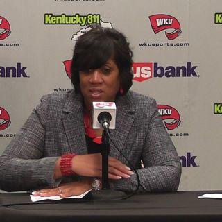 Sports of All Sorts: Cincinnati Bearcats Womens Basketball Head Coach Michelle Clark-Heard
