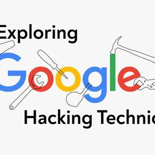 [#18] Tracce Digitali: OSINT. Google Dorks