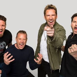 NICKELBACK Interview