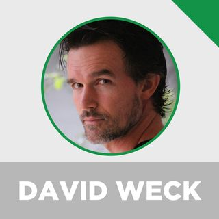 """Core Coiling Madness With The Insane Inventor Of The Bosu Ball, The """"Club"""" & Much More: The David Weck Podcast."""