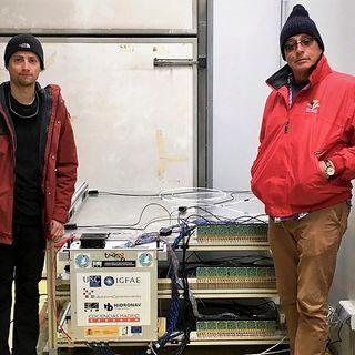 Un TRASGO na Antartida con Juan Antonio Garzón