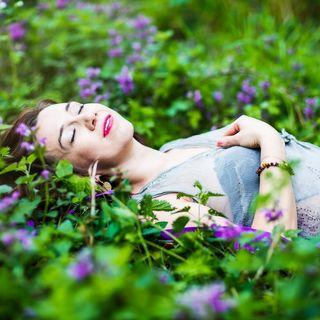 Medytacja połączenia z duszą - życie w lekkości