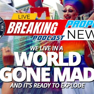 NTEB PROPHECY NEWS PODCAST: There Is So Much Happening Right Now That I Literally Can't Believe What I'm Seeing And It's Ready To Explode