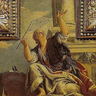 Tre miti greci: Aracne, Persefone, Arianna