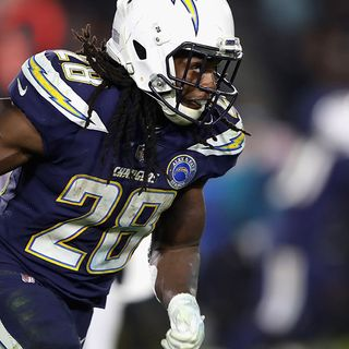 Chargers' Melvin Gordon Doesn't Hesitate Picking His Super Bowl Favorite