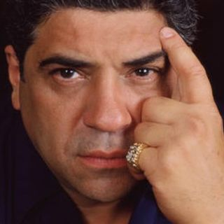Vincent Pastore from The Eyes