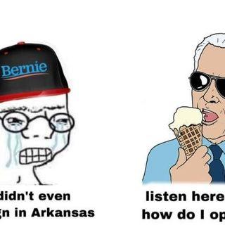 OutlastSociety #1: Can Bernie Make A Comeback?