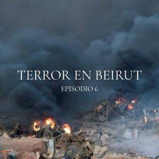 S2 E6 - Terror en Beirut #TERR0RISM0