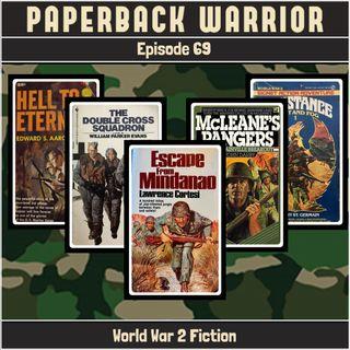 Episode 69: World War 2 Fiction