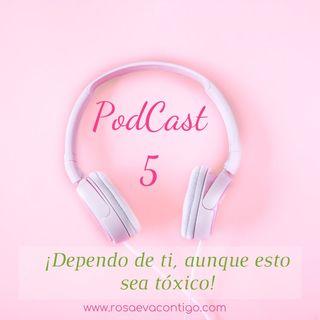 Audio Tip 5 🌸 ¡Dependo de ti, aunque esto sea tóxico!