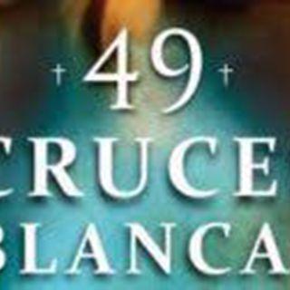 Imanol Caneyada habla de su libro 49 Cruces Blancas