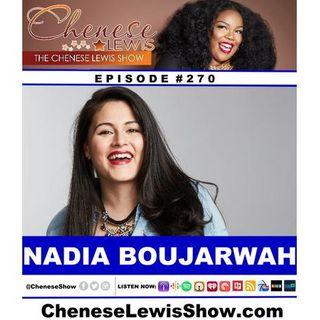 Nadia Boujarwah | Episode #270