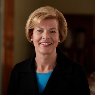 Senator Tammy Baldwin