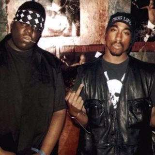 The Notorious B.I.G. ft. 2Pac - Runnin (REMİX)