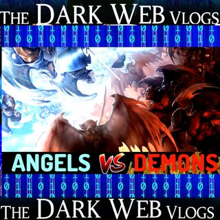 ANGELS vs DEMONS in a race against TIME opening a GATEWAY  to the AFTERLIFE