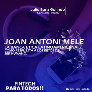 La Banca ética latinoamericana como respuesta a los retos del ser humano.