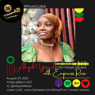 Abiyah Yisrael LIVE in the Music Labb