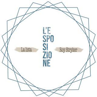 01 La lista - Roy Stryker